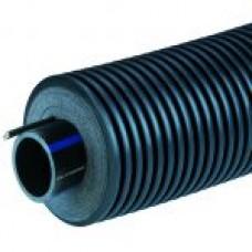 Трубопровод AustroPEX (Астрофлекс) CW 125/40x3,7 РЕ PN16 с кабелем 10 Вт/м AW12540PE