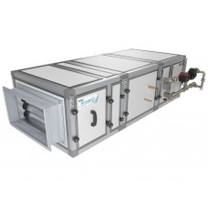 Приточная установка с фреоновым охладителем Breezart 2700 Aqua F
