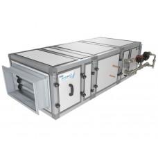 Приточная установка с фреоновым охладителем Breezart 3700 Aqua F