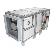 Приточная установка с фреоновым охладителем Breezart 8000 Aqua F
