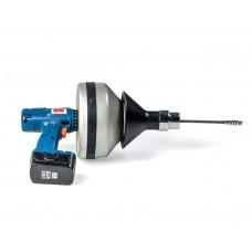 Вертушка аккумуляторная ручная в сборе с автоподачей (8 мм - 6м) Dali 2.3012