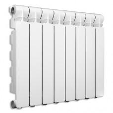 Алюминиевый секционный радиатор CALIDOR80 B2, Calidor (Fondital) 10 секций