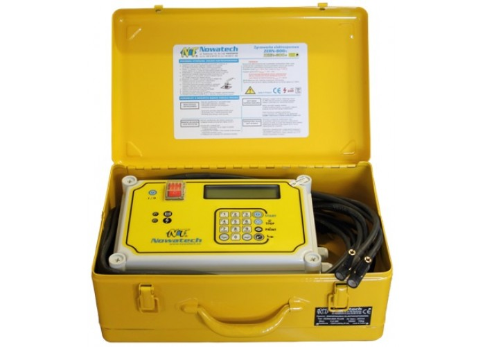 Электромуфтовый аппарат Nowatech ZEEN-800 PLUS
