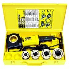 Электрический резьбонарезной инструмент Rems Амиго сет R 530020