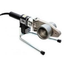 Аппарат раструбной сварки RITMO Набор R63 TFE + насадки 20 - 25 - 32 - 40 - 50 - 63 мм тип А + стальной чемодан + инструмент 94952102