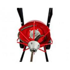 Ручное устройство для прочистки труб ROTOR PRINCE 23,спираль 10 мм х 23 м RT.1520123