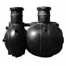 Отстойник Uponor Sako двухкамерный 1,5 м3 1003549