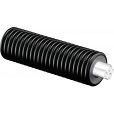 Труба для горячего, холодного водоснабжения и отопления Quattro Midi, 2x25/25+20/140 1086836, Uponor (Ecoflex)