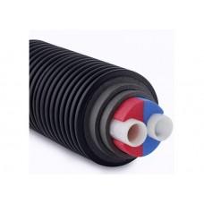 Труба для отопления Thermo Twin 10 бар, 2х32х4,4/175 (200) 1045881, Uponor (Ecoflex)