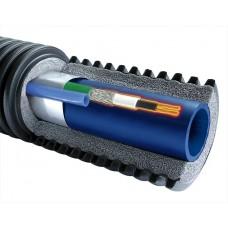 Труба для холодного водоснабжения и канализации Uponor (Ecoflex) Supra Plus 32х2,9/140 1035935