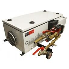 Компактная моноблочная приточная установка Ventmachine Колибри-1000 WATER с автоматикой GTC