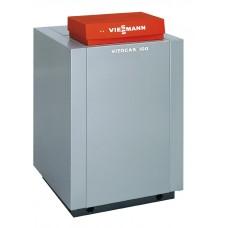Атмосферный газовый котел Viessmann Vitogas 100-F 29 кВт Vitotronic 100 Тип KC3 GS1D870