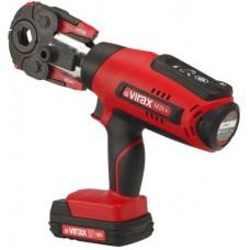 Аккумуляторный пресс Virax Viper® M21+ в наборе с вкладышами ТН16-ТН20-ТН26 253511