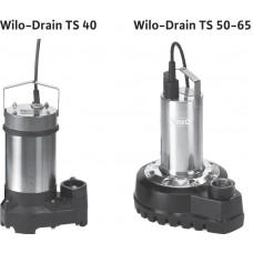 Погружной насос Wilo-Drain TS 40/10 2063927